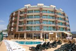 Briz Beach Hotel, Sunny Beach