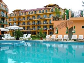 Jasmine/Kokiche Hotel, Sunny Beach