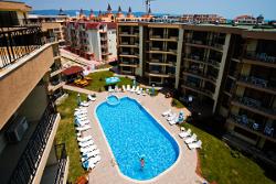 Sea Grace Hotel, Sunny Beach